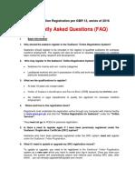 Q&A Seafarer Registration