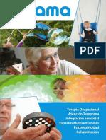 Catalogo para Terapia Ocupacional