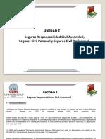 Presentación Seguros Obligacionales URBE Unidad I