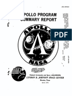 Apollo Program Summary Report- Synopsis of the Apollo Program - NASA