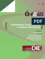228602997 Pensamiento Epistemologia y Lenguaje Matematico