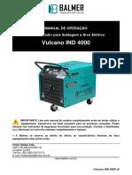 Folder Vulcano IND 4000