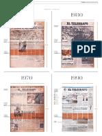 Diagramación diario El Telégrafo
