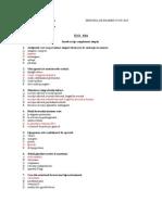 Fiziologie si fiziopatologie 12.06