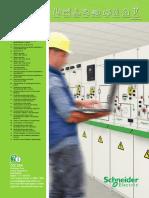 NTC 60439-1 Schneider Electric Capitulo 4 Proyectos y Servicios Tableros Media Tension