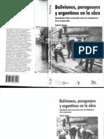 Vargas- Bolivianos Paraguayos y Argentinos en La Obra - Intro, Cap 1 y 4