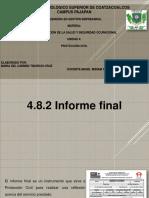 4.8.2 INFORME FINAL