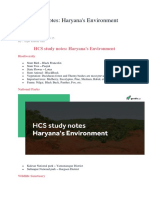 Environment Hcs