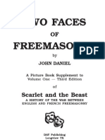 Scarlet and the Beast - Two Faces of Freemasonry (John Daniel, 2007)