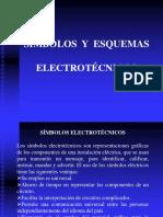SÍMBOLOS ELÉCTRICOS CONTROL INDUSTRIAL