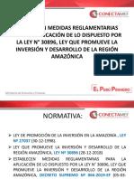 Dgpp - Medidas Reglamantarias Amazonia Impuestos
