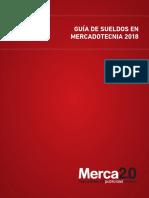 Whitepaper Guia de Sueldos en Mercadotecnia 2018 2