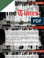Mediakit  The Times Junio 2019