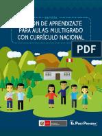 CARTILLA SESIÓN DE APRENDIZAJE PARA AULA MULTIGRADO (1).pdf