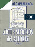 Arte y Secretos Del Ajedrez - José Raúl Capablanca