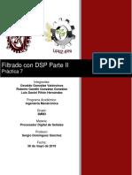 Practica 7 DSP