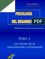 Tema 3 Psicologia Del Des Arrollo