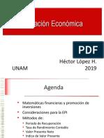 5 Evaluación económica