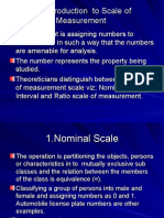 3359_Scale of Measurement,Reliabilty&Validity