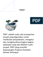 Dasar Diagram Pert