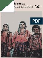 Clebert Jean Paul. Los Gitanos.