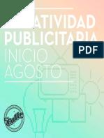 CREATIVIDAD PUBLICITARIAx