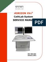 XVU Service SM FBC960003 Jan 2011 Rev A