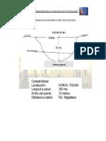 propuesta construcción de Puente en Arco