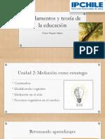 Fundamentos y Teoría de La Educación 11