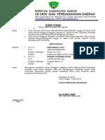 Surat Tugas Memeriksa