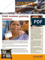 Solidarity Newsletter - 10 Years