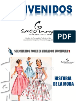 Garbo Imagen - Historia de La Moda