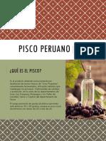Pisco Peruano