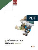 Guia de Control Urbano