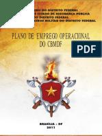 Plano de Emprego Operacional CBMDF