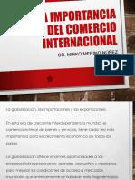 S1-2 El Perú y El Comercio Internacional