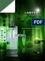 Labtex Spray Dryer Brochure 2015traducido.en.Es