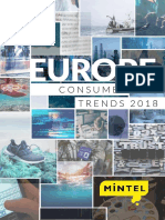 Mintel European Consumer Trends 2018