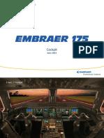E175 Cockpit