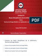 Clase 11 Teorías de Rango Medio EFER101 2019. PDF
