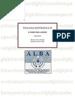 Tarea 3 de Teologia Sistematica
