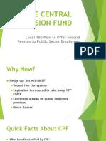 Iuoe Central Pension Fund