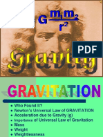 (Gravitation)