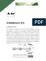 Tema 12. Embragues