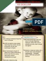 Materi ASI Temu Kader 2014