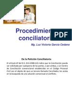 Procedimiento  Conciliatorio.ppt