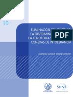 IBAMUN 2019 - 4. Asamblea General Tercera Comisión