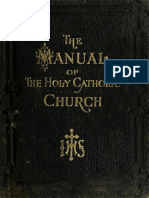 The Manual Of The Holy Catholic Church Vol 1-2 (1906)