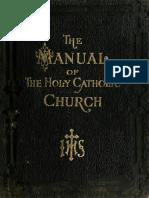 The Manual Of The Holy Catholic Church Vol 1-2 (1906)