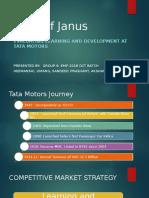 Group 6 HRM Eyes of Janus Evaluating L-D TML
